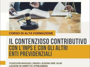 """AIGA Vallo della Lucania in collaborazione con """"AVVOCATI"""" - Due corsi in convenzione"""