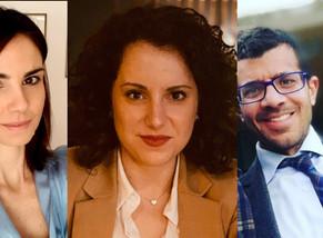 Tre cilentani nell'Associazione Italiana Giovani Avvocati
