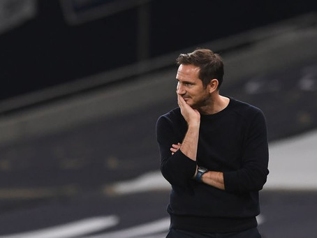 "Chelsea manager Frank Lampard: ""The players did everything I asked from them."""