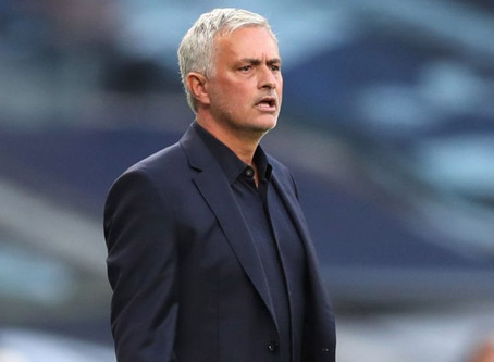 Mourinho Second Season Syndrome And Implosion At Tottenham Evident After Everton Loss