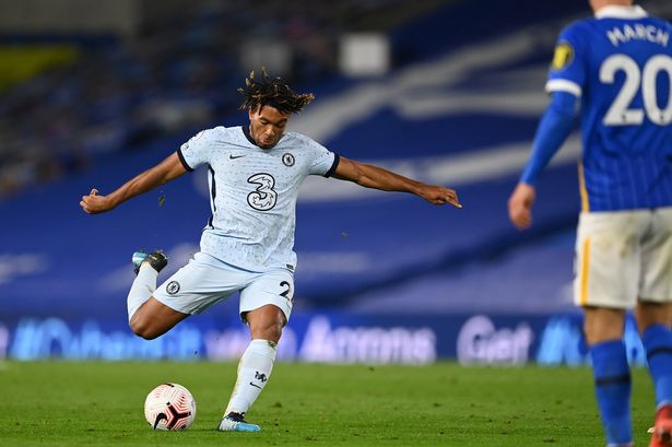 Chelsea prodigy Reece James [Getty]