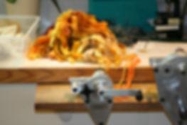 Spruce Top Rug Hooking Economusee