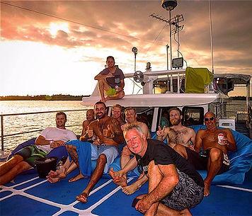Santa Lusia Boat Mentawai