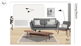 Living/ Dining Room Re-design