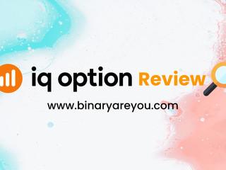IQ Option Review - Options & Forex Trading Platform