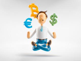 Why Do Trades Often Lose Money?