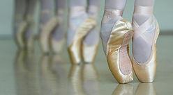 pointes danse classique
