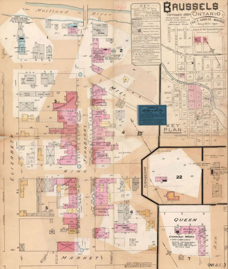 1880 map of brussels ontario.PNG