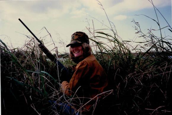 Wendy hunting