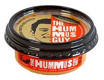 Organic Roasted Red Pepper Hummus