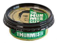 Organic Jalapeno Cilantro Hummus
