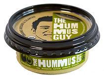Organic Avocado Cilantro Hummus