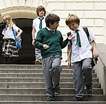 cierres para unformes escolares