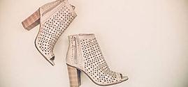 cierres para calzado, cierres para zapatos de dama