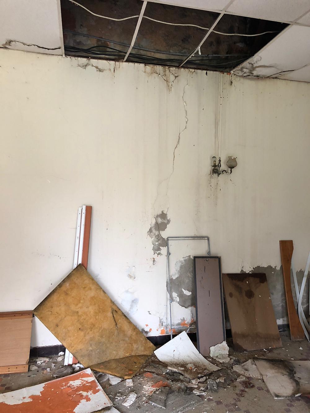 club immobilier - plafond