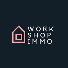 Club immobilier - work shop immo logo