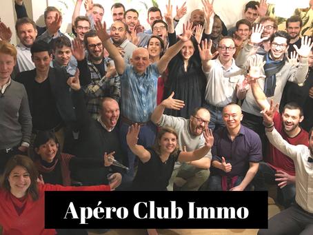 Apéro Club Immo du 8 septembre