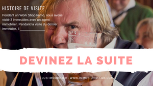 Denivez la suite, club immobilier