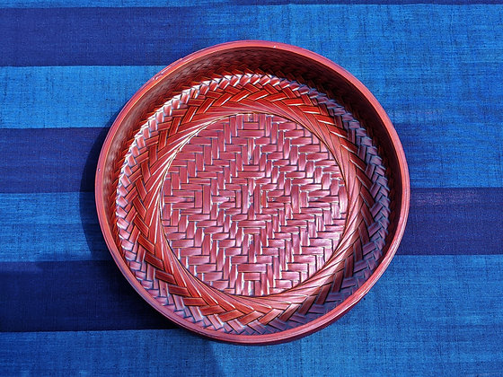 Rantai Lacquerware - basket tray