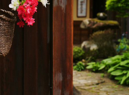 Japanese 'roji': a garden path to your mind and spirit—Part 1