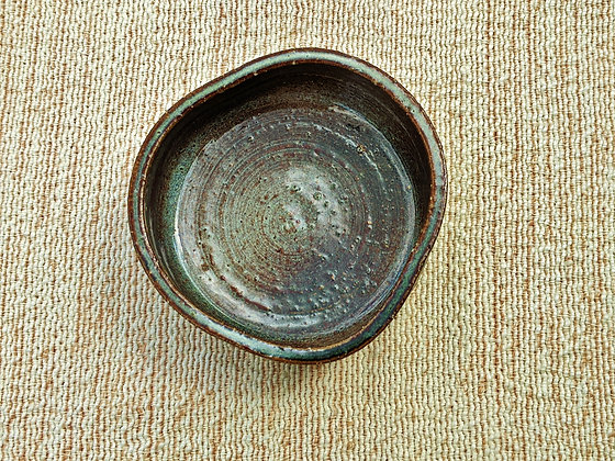 Susa-Karatsu Ceramics - shallow bowl