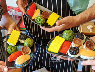THANK YOU TO ALL THOSE WHO ATTENDED OUR SUMMER SEASON COOKING CLASSES