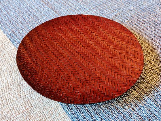 Rantai Lacquerware - plate