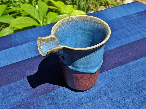 Naraoka Ceramics - sake pourer