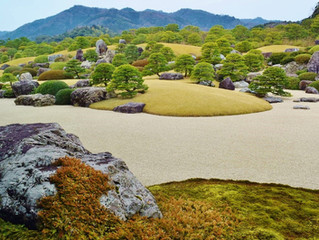 Japanese garden as a work of art: Adachi Museum of Art
