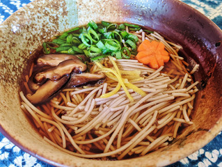 TOSHIKOSHI-SOBA: THE NOODLES TO WELCOME IN THE NEW YEAR