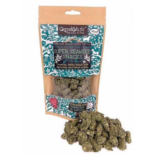 Super Seaweed Snacks - 130g