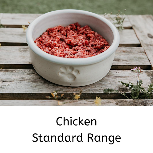 RAW Chicken Standard Range