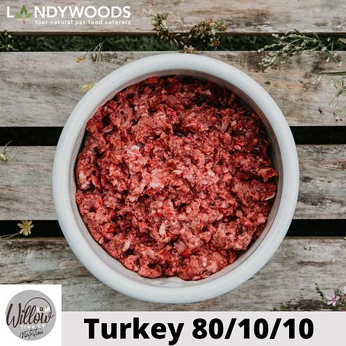 Turkey 80/10/10 (Landywoods)