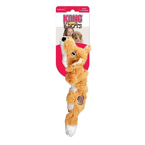 Kong Scrunch Knots Fox (Small/Medium)