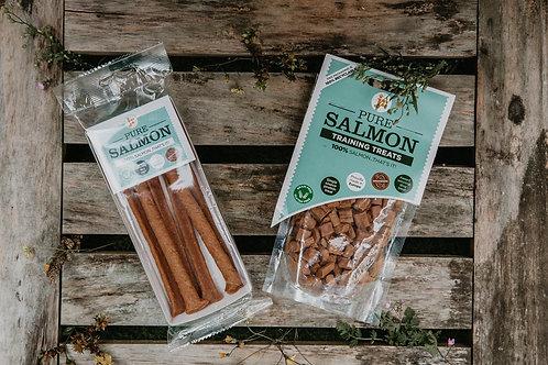 JR Pure Salmon Treats/Sticks