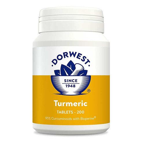 Turmeric Tablets - 200