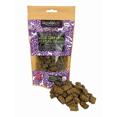 Wild Garden Herbal Bakes - 130g
