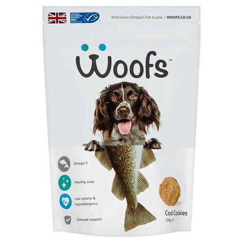 Woofs Cod Cookies