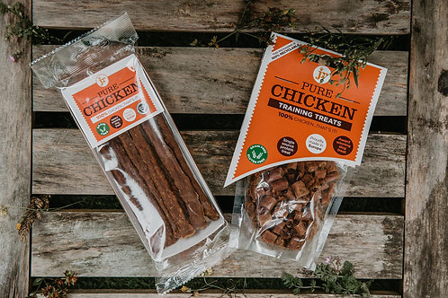 JR Pure Chicken Training Treat/Sticks