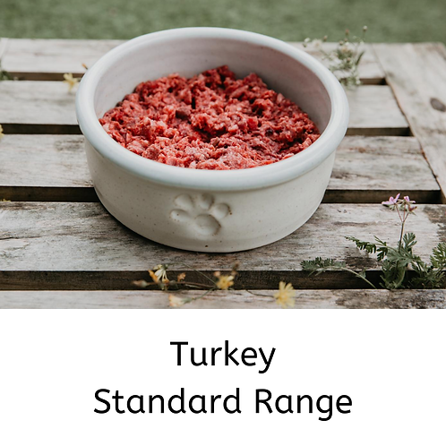 RAW Turkey Standard Range
