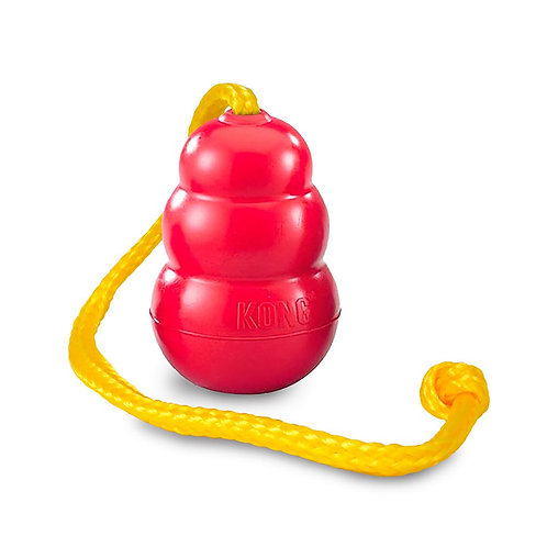 Kong Classic (with Rope) - Medium
