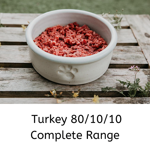 Turkey Complete 80/10/10