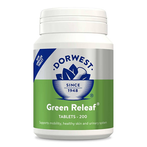Green Relief Tablets (200 tablets)