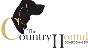 The Country Hound Logo Final no backgrou