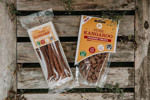 JR Pure Kangaroo Training Treats/Sticks