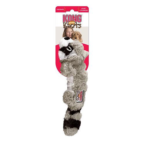 Kong Scrunch Knots Raccoon (Medium/Large)