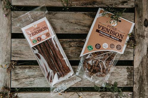 JR Pure Venison Training Treats/Sticks