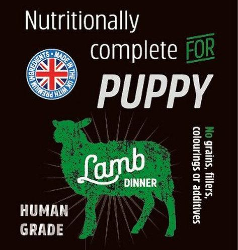 Raw Menu - PUPPY Lamb Dinner - 500g