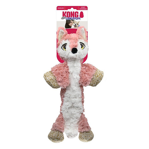 Kong Flopsie Fox (low stuff -Medium)
