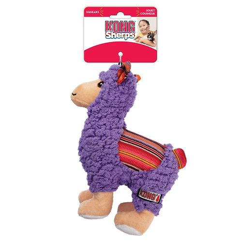 "Kong Sherps - ""Drama Llama"" - Medium Purple"